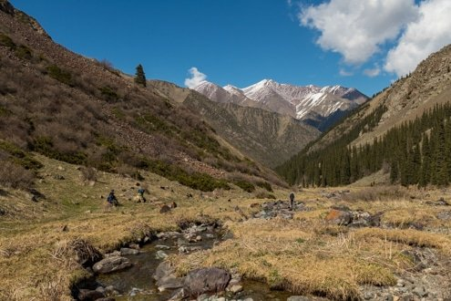 Journey To Kyrgyzstan