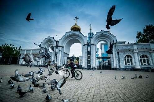 Journey To Uzbekistan