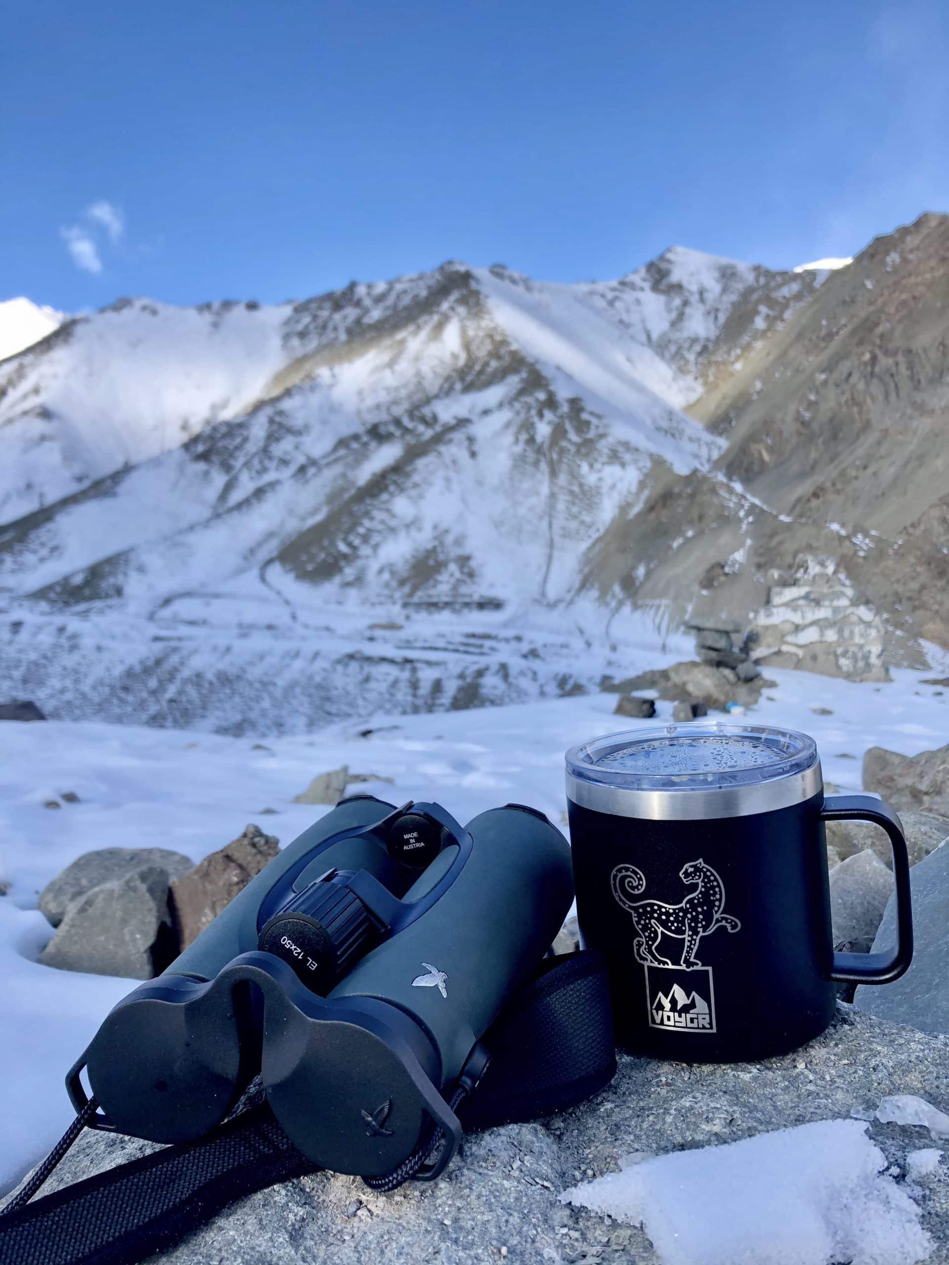 Coffee+ Snow Leopard Tour