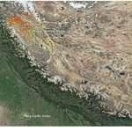 Voygr Expeditions - Snow Leopard Tour Map