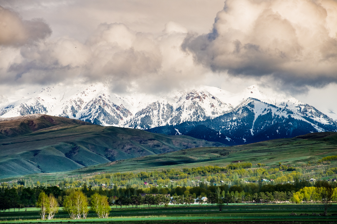 The Tian Shan On The Snow Leopard Expedition To Kyrgyzstan