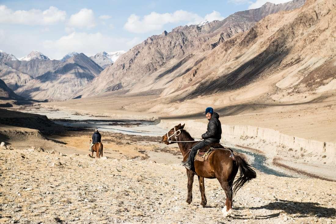 The Sarychat Ertash Reserve, Kyrgyzstan